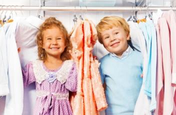 Оптовые закупки детской одежды